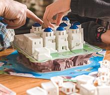 Santorini – 3D Models