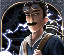 Steampunk Rally – Character Cards