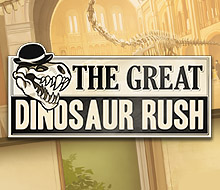 The Great Dinosaur Rush – Cover Elements